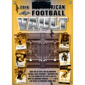 2016 Leaf All American Football - Vault 12 Box Case