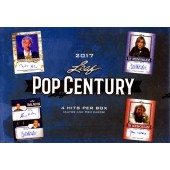2017 Leaf Pop Century Trading Cards 12 Box Case