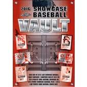 2016 Leaf Showcase Vault Baseball 12 Box Case
