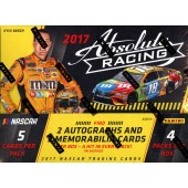 2017 Panini Absolute Racing Hobby Box