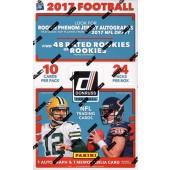 2017 Panini Donruss Football Hobby Box