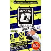 2017 Panini Donruss Optic Baseball Hobby 12 Box Case