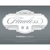 2017 Panini Flawless Football Hobby Box