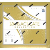 2017 Panini Immaculate Football Hobby 6 Box Case
