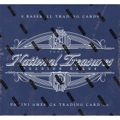 2017 Panini National Treasures Baseball Hobby Box