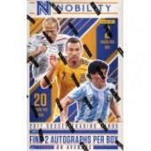 2017 Panini Nobility Soccer Hobby Box