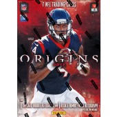 2017 Panini Origins Football Hobby 16 Box Case