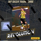 2016/17 Panini Revolution Soccer Hobby 16 Box Case