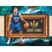 2018/19 Panini Court Kings Basketball Hobby 16 Box Case