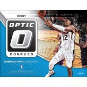 2018/19 Panini Donruss Optic Basketball Hobby 12 Box Case