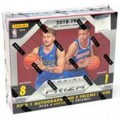 2018/19 Panini Prizm Choice Basketball 20 Box Case