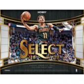 2018/19 Panini Select Basketball Hobby 12 Box Case