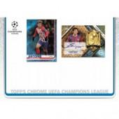 2018/19 Topps UEFA Champions League Chrome Soccer 12 Box Case