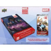 2018/19 Upper Deck Marvel Annual Trading Cards 12 Box Case