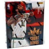 2018/19 Panini Court Kings Basketball Hobby Box
