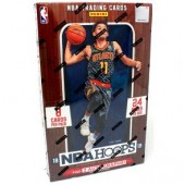 2018/19 Panini NBA Hoops Basketball Hobby 20 Box Case