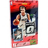 2018/19 Panini Donruss Optic Basketball Hobby 12 Box Case