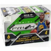 2018/19 Panini Prizm Basketball Blaster 20 Box Case