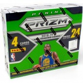 2018/19 Panini Prizm Basketball Retail 20 Box Case