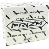 2018/19 Panini Prizm Basketball Super Value Rack 20 Box Case