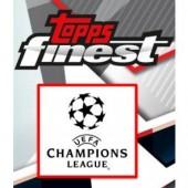 2018/19 Topps Finest UEFA Champions League Soccer Hobby Box