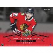 2018/19 Upper Deck Series 2 Hockey Hobby Box