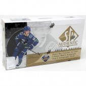 2018/19 Upper Deck SP Authentic Hockey Hobby Box