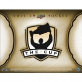 2018/19 Upper Deck The Cup Hockey Hobby 6 Box Case