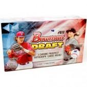 2018 Bowman Draft Baseball Jumbo 8 Box Case