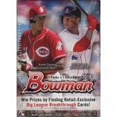 2018 Bowman Baseball Blaster 16 Box Case