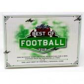 2018 Leaf Best of Football 10 Box Case