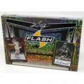 2018 Leaf Flash Football Hobby Box