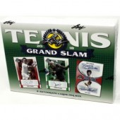 2018 Leaf Grand Slam Tennis 10 Box Case
