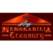 2019 Leaf Memorabilia Treasury Box