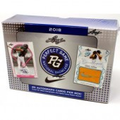 2018 Leaf Perfect Game National Showcase Baseball 15 Box Case