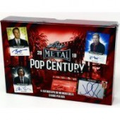 2018 Leaf Metal Pop Century 12 Box Case