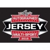 2018 Leaf Autographed Jersey Multi-Sport Edition Box
