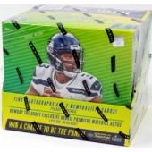 2018 Panini Absolute Football Hobby 10 Box Case