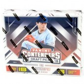 2018 Panini Contenders Draft Picks Baseball Hobby 12 Box Case
