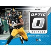 2018 Panini Donruss Optic Football Hobby Box