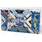 2018 Panini Elite Extra Edition Baseball Hobby 20 Box Case