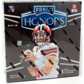 2018 Panini Honors Football Hobby Box