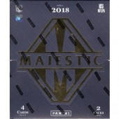 2018 Panini Majestic Football Hobby Box