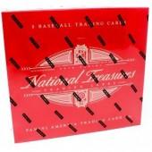2018 Panini National Treasures Baseball Hobby Box