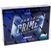 2018 Panini Prime Racing Hobby 8 Box Case