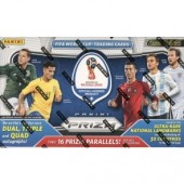 2018 Panini Prizm World Cup Soccer Hobby 12 Box Case