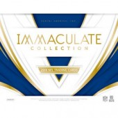 2018 Panini Immaculate Football Hobby 6 Box Case