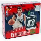 2018/19 Panini Donruss Optic Choice Basketball 20 Box Case