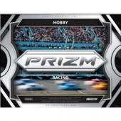 2018 Panini Prizm Racing Hobby 12 Box Case