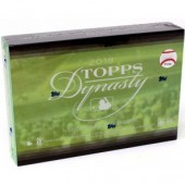2018 Topps Dynasty Baseball Hobby 5 Box Case